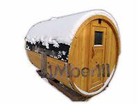 Outdoor Saunas | Garden Saunas | Barrel Saunas | Wooden Saunas