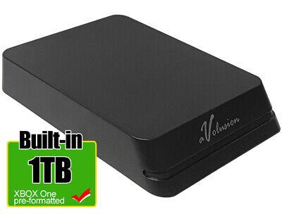 Avolusion Mini HDDGear Pro 1TB USB 3.0 External Hard Drive (For Xbox One X, S)