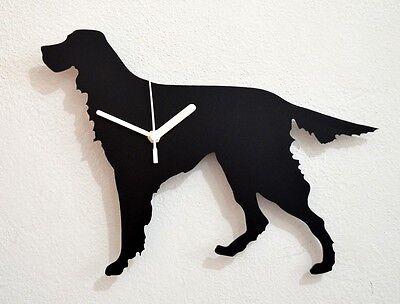 Gordon Setter Dog Silhouette - Wall (Gordon Setter Silhouette)