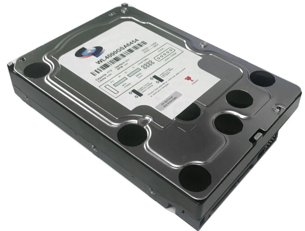 """New 4TB 64MB Cache 5400RPM SATA 6.0Gb/s 3.5"""" Internal Hard D"""