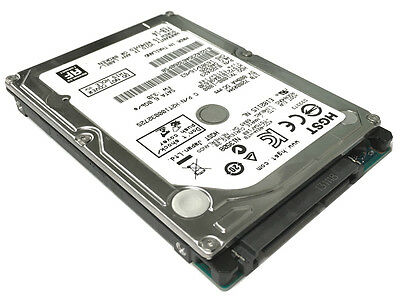 HGST 1TB 32MB Cache 7200RPM SATA III (6.0Gb/s) 2.5