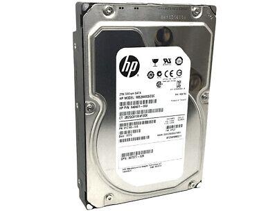 Seagate Dvr Hard Drive (HP/ Seagate ST2000NM0011 2TB 3.5