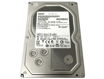 HGST 4TB 7200RPM HUS724040ALA640 (0F14688) 64MB Cache SATA 6Gb/s 3.5