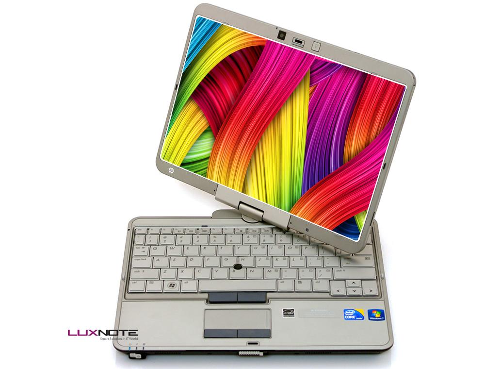 HP EliteBook Tablet 2760p i5 2,50GHz 4Gb 320Gb Cam Touchscreen Win7Pro B/mit Sti