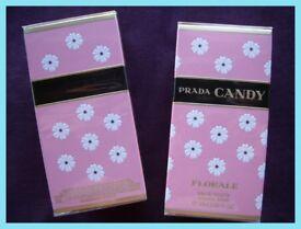 Prada CANDY FLORALE 20ml NEW / SEALED / GENUINE - RRP £30