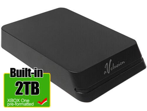 Avolusion Mini HDDGear Pro 2TB USB 3.0 External Hard Drive (For Xbox One X, S)