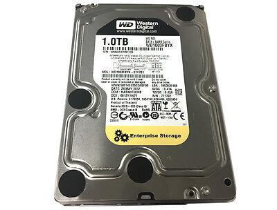"""WD (WD1003FBYX ) 1TB 7200 RPM 64MB Cache SATA 3.0Gb/s 3.5"""" Internal Hard Drive"""