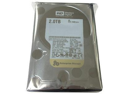 """Western Digital 2TB 5400RPM 64MB Cache SATA3Gb/s 3.5"""" Hard Drive PC/Mac/CCTV DVR"""