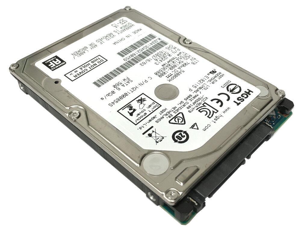 """HGST 0J22413 1TB 8MB Cache 5400RPM SATA III  2.5"""" Laptop Har"""