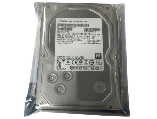 "HGST Ultrastar 4TB 7200RPM SATA III 6Gbps 64MB Cache 3.5"" Enterprise Hard Drive"