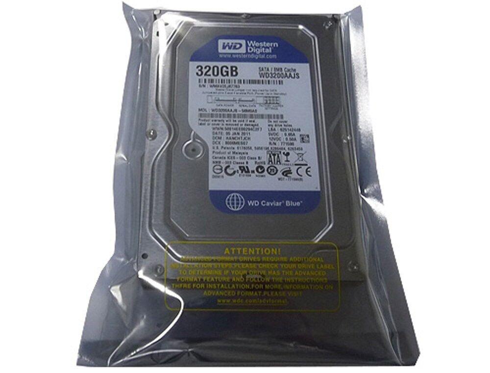 """Western Digital Caviar Blue 320GB 8MB 7200RPM 3.5"""" SATA2 Har"""
