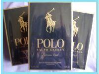 Ralph Lauren POLO SUPREME OUD 125ml NEW / SEALED / GENUINE - RRP £115