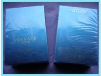 Various VERSACE Perfumes Aftershaves Giftsets from £15 to £50