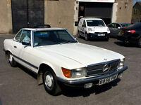 Mercedes 280SL 1984 Low Mileage