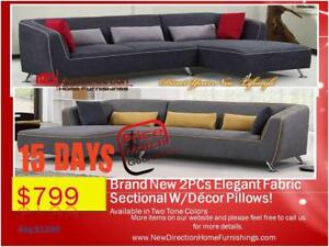 15 Days Boxing Day Price Match & Get Ready Before Christmas@New Direction Home Furnishings! Shop Today & Save More!