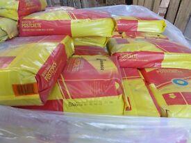 For sale. Lafarge Postcrete 20kg bags. £5.50 per bag.