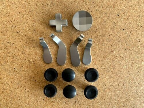 NEW Official Microsoft Xbox One Elite 1 Controller Parts Thumbsticks/Paddle/Dpad