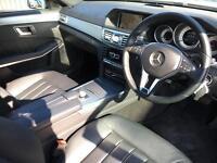 Mercedes-Benz E Class E220 BLUETEC SE (silver) 2014-12-31