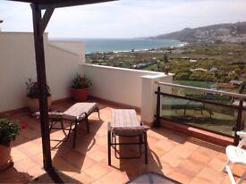 Nerja Penthouse apartment near Malaga