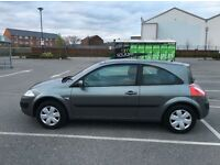Renault Megane 1.4 16V, Low mileage, One owner, Excellent condition, Full service history, 2 keys