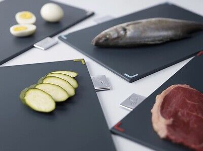 Joseph Joseph 100 Collection Chopping Boards BOARDS ONLY - (NO INDEX CASE)