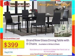 Boxing Day In July Huge Sale@New Direction Home Furnishings! Shop Today & Save More!