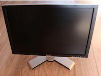 "Dell UltraSharp 2009W 20"" Widescreen LCD Monitor (VGA/DVI 4x USB)"
