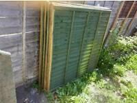 Fencing £6
