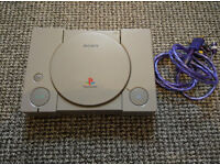 Sony Playstation One/1 PS1 SCPH-5552 PAL