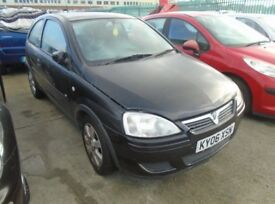 Vauxhall Corsa 1.0 Manual reduced for quick sale
