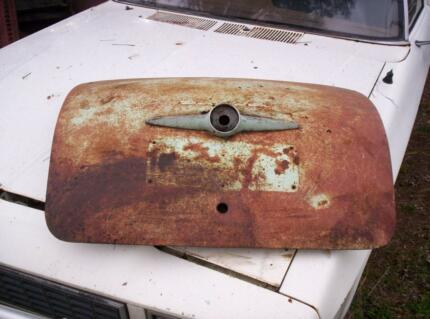 EARLY HOLDEN BOOTLID Forbes Forbes Area Preview
