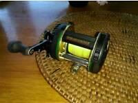ABU ambassadeur fishing reel