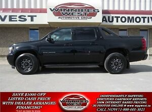 2012 Chevrolet Avalanche 1500 LT2 4X4, HEATED LEATHER, SUNROOF,