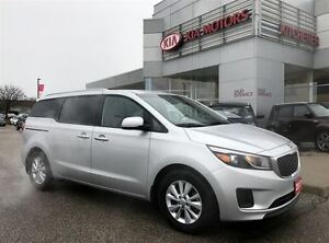 2017 Kia Sedona Power Sliding Doors & Rear Heat and Air.