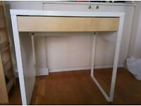 table with a drawer (29 x 20 inch)