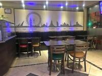 Indian Restaurant & Grill for Sale