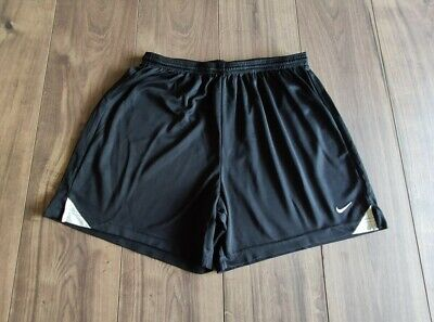 MALE NIKE GYM RUNNING SPORTS SHORTS SIZE LARGE 100% GENUINE