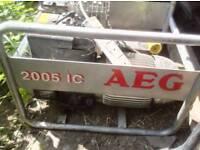 Aeg generator 2005 ic