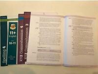 11 plus books for English
