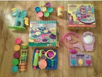 PlayDoh Sets, Tubs, Tools, etc. Great Condition.