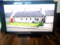 SAMSUNG 40'' TV FULL WORKING ORDER COMES WITH REMOTE