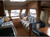 Ace Aristocrat 530 caravan, 4 Berth, Reg 2004, all paperwork available