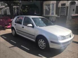 Golf 1 owner mint condition