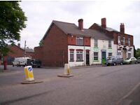 Light and airy room in friendly Darlaston houseshare-high street within a 2 minute walk DSS accepted