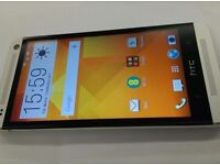 HTC One M7 32gb Unlocked Sim free