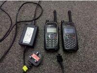 2 ex police sepura tetra airwave radios