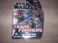 STAR WARS - Transformer DARTH MAUL - NEW IN BOX