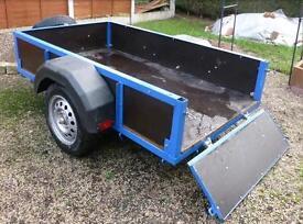 6 x 4 foot general purpose trailer