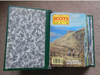Scots Magazine collection: 1994-2010 Bound copies; 2011 to 2018 separate copies. Excellent condition