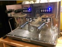 Monroc Expobar commercial coffee machine